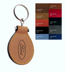 Leather Key Tag | Key Tags | Leather
